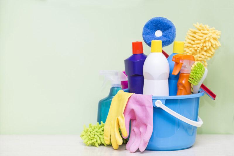 必要な掃除道具