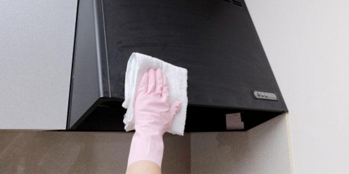 換気扇掃除メリット